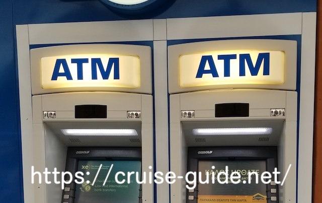 カジノ ATM