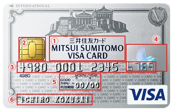 三井住友VISAカード 公式