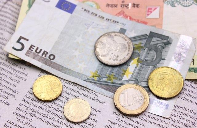 日本円を両替