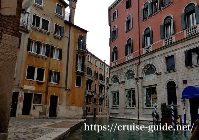 ヴェネチアの旅行記
